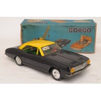Taxi Gorgo Super 380 Camaro Mib Friccion Juguete Antiguo