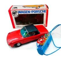Porsche Control Remoto Bandai Año 1970 Nuevo Juguetes Lloret