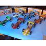 Lote X 6 Autos Saxo Formula 1 Mib Ind Arg Juguete Antiguo
