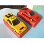 Lote 2 Ferrari 512 Bb Gorgo Ind Arg Marlboro Juguete Antiguo