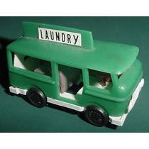 Camion Juguete Plastico Blando Hk Reparto Laundry Camioneta