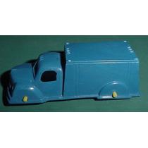 Antiguo Camion Juguete Plastico Blando Impecable Camiones