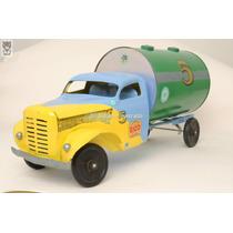 Camion Eico Cisterna Ypf Chapa Juguete Antiguo Argentino
