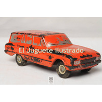Ford Falcon Rural Duravit Nro 37 Juguete Antiguo Original