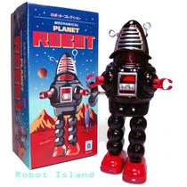 Space Robot Mechanical Planet - Robby De Chapa Cuerda Mira!!