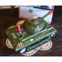 Antiguo Tanque Japones 80-15 Army Impecable (2165)