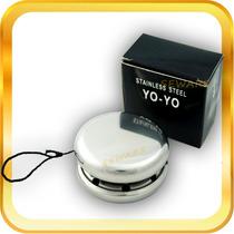 Yoyo- Yo-yo De Metal- Acero Inoxidable