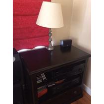 Mueble Para Equipo De Audio En Madera