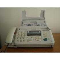 Fax Panasonic Kx-t158ag Papel Comun