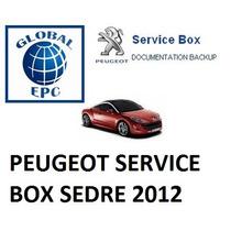 Peugeot Service Box 2012 Español Manual Reparacion 1983-2012