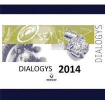 Renault Dialogys 2014 Español Mercosur 6 Dvds Mecanica