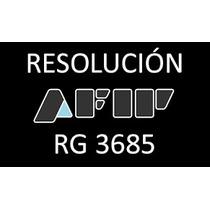 Rg3685 + Sistema De Gestión + Software Factura Electrónica