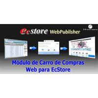 Módulo De Carro De Compras Web Para Ecstore
