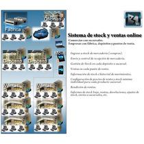 Sistema Stock Y Ventas Online - Sucursales