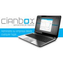 Cianbox: Software Para Factura Electrónica, Stock, Caja