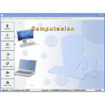 Sistema Para Venta De Hardware - Computación Gestion Ventas