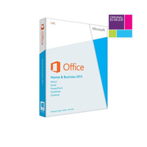 Licencia Office Home And Business 2013 Fpp Caja