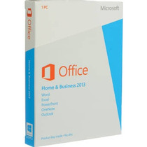 Microsoft Office 2013 Home & Business 1 Equipo T5d-01634