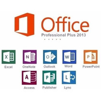 Office 2013 + Envio Inmediato Por Mail