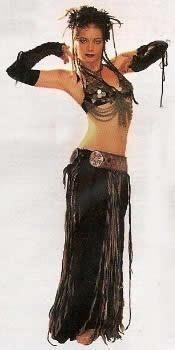 Aprende Danza Arabe Fusion Tribal Nyc Con Darshan