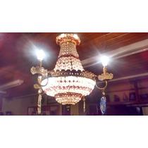 Lámpara Antigua Estilo Imperio
