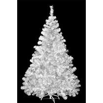 Árbol De Navidad Premium Blanco 1,80 Mts.