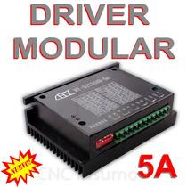 Driver Modular Para Motores Paso A Paso Cnc Router 5a