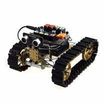 Kit Robot Programable Similar Arduino - Piezas De Aluminio
