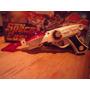 Antigua Pistola Robotech Space Laser,1987,nueva,a Pilas