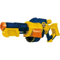 Pistola X-shot Turbo Fire 20 Shots Alcance 17 Mts Tipo Nerf