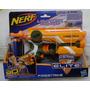 Nerf Pistola Firestrike Con Mira Laser Electronica 22 Metros