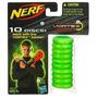 Nerf 10 Discos Para Pistolas Vortex Proton, Praxis, Vigilon