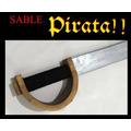 Espada Pirata De Jack Sparrow, Disfraz Piratas Del Caribe !