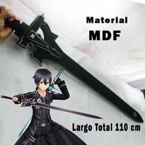 Kirito Sao Replica Espada Warprops Tamaño Real Cosplay