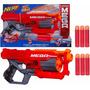 Pistola Nerf Mega Cycloneshock 6 Dardos Hasbro Mundo Manias