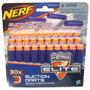 Nerf Dardos Suction (punta Sopapa) X30 N-strike Elite!