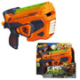 Unicapistola Nerf Zombie Strike Fusefire C7 Discos Luminosos