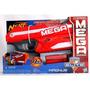 Nerf Pistola Magnus Mega Lanza Dardos A4796