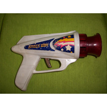 Antigua Pistola Espacial Space Gun Friccion Hong Kong Japan