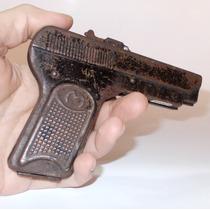 Juguete Antiguo Pistola Matarazzo