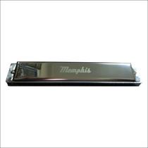 Memphis Armonica T2403 En Do, Acero Inox.
