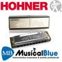 Armonica Hohner Hot Metal Diatonica 20v Todos Los Tonos