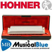 Armonica Hohner Cromatica Chromonica-64 64v - Abs - C M28001