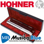 Armonica Hohner Cromatica Super-64 64v - Abs - C - M758201