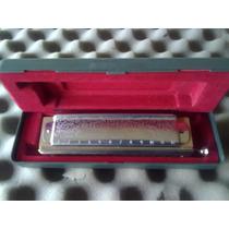 Armonica Hohner Super Chrom Cromatica Do 48/270 Canje Envio!