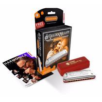 Hohner Golden Melody Armonica Diatonica Hendrix Music