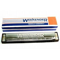 Armonica Weekender Tremolo 48 Voces - C - Hohner