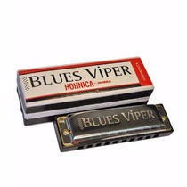 Armonica Blusera Blues Viper Tonalidad C (do)