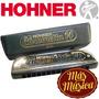 Armónica Cromática Chrometta-14 56 Voces - Hohner