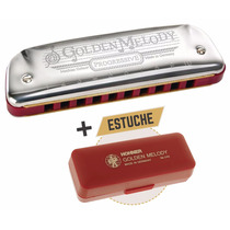 Hohner Golden Melody - Armonica Profesional